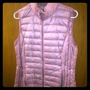 Baby pink woman's size medium vest